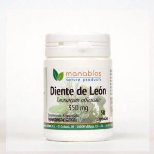 Diente de León 50 cápsulas Manabios