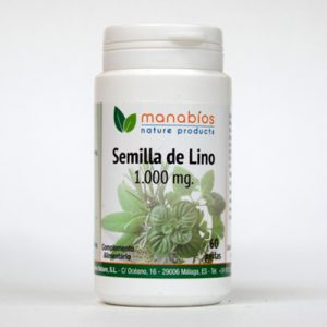 Semillas de Lino 1000mg