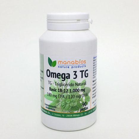 Omega 3 (18EPA-12DHA)